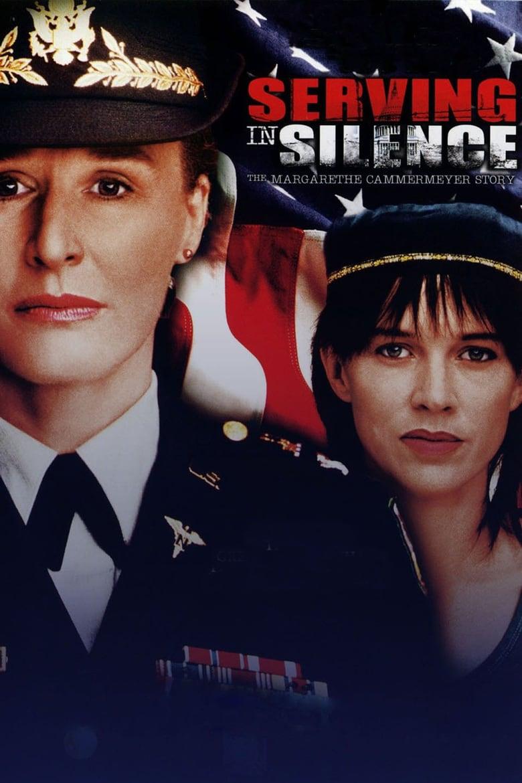 affiche du film Les galons du silence (TV)