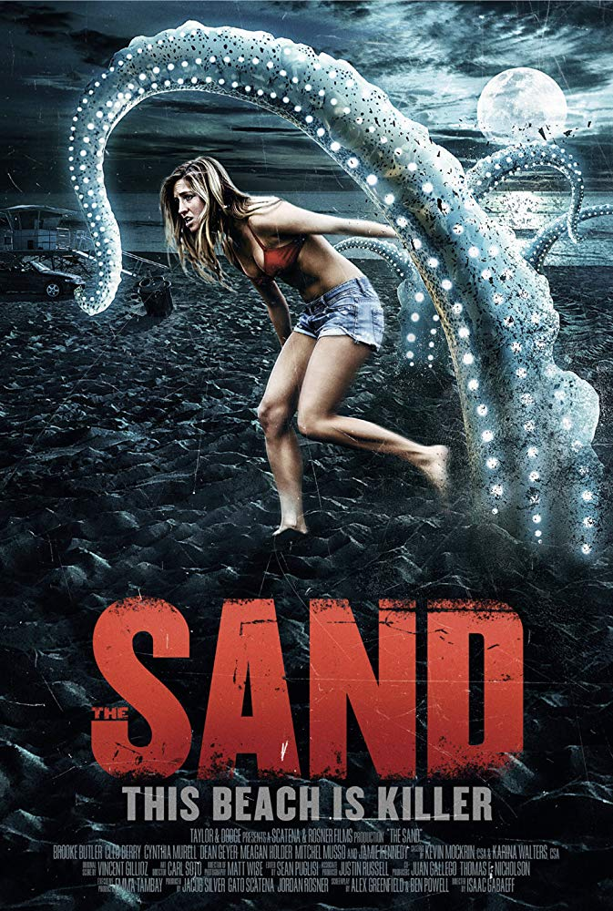 affiche du film The Sand