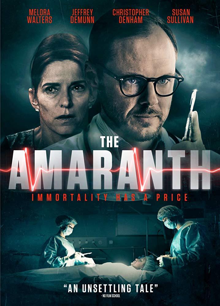affiche du film The Amaranth