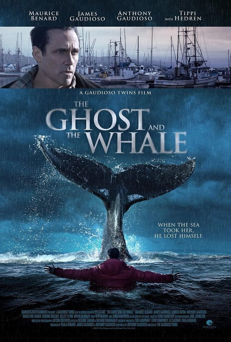 affiche du film The Ghost and the Whale