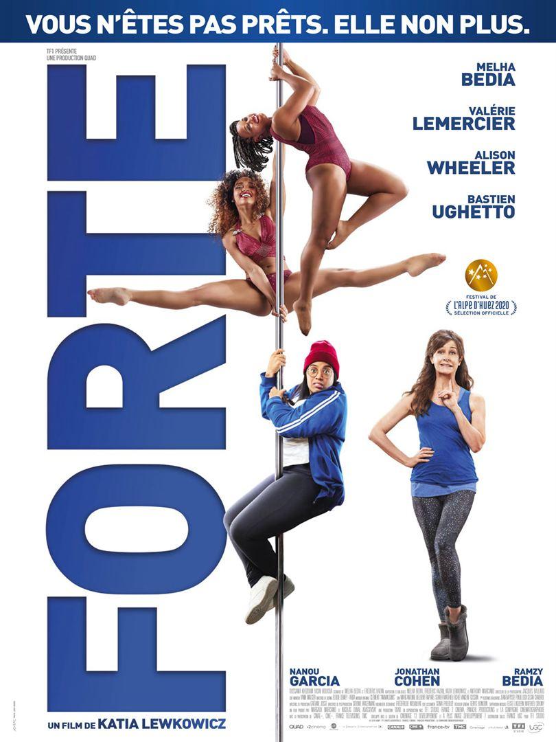 affiche du film Forte