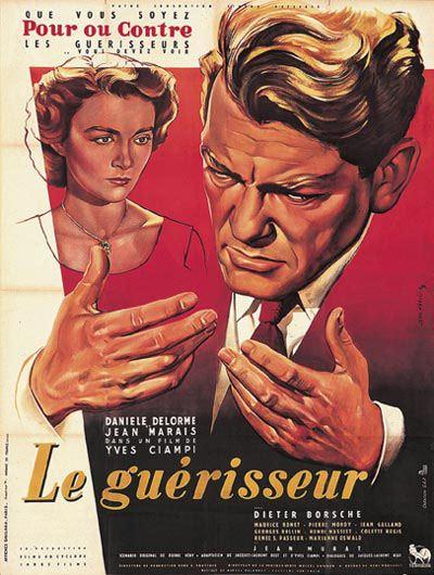 affiche du film Le Guérisseur