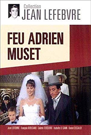 affiche du film Feu Adrien Muset (TV)