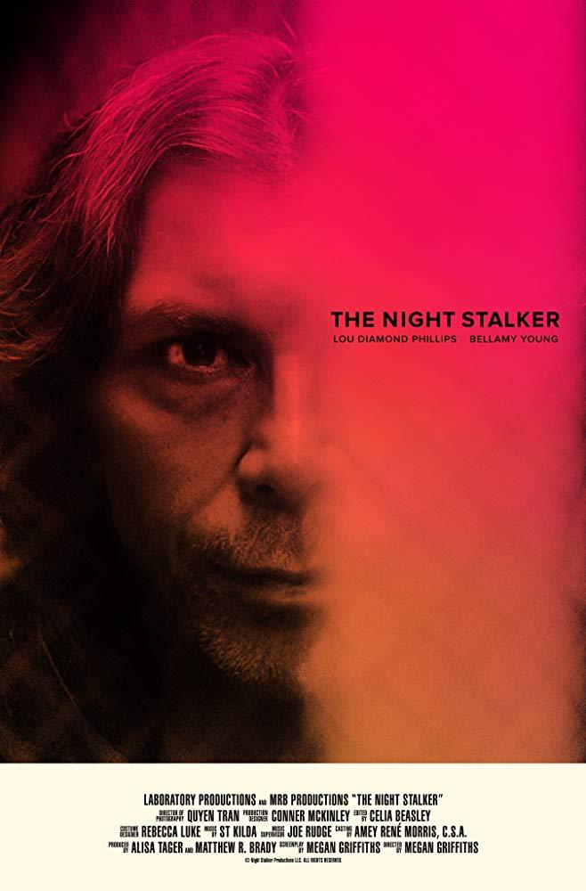 affiche du film The Night Stalker