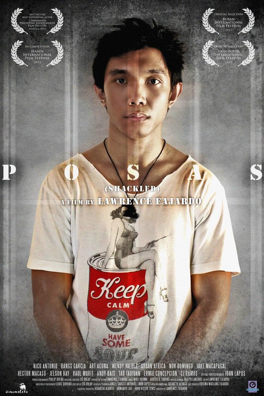 affiche du film Posas