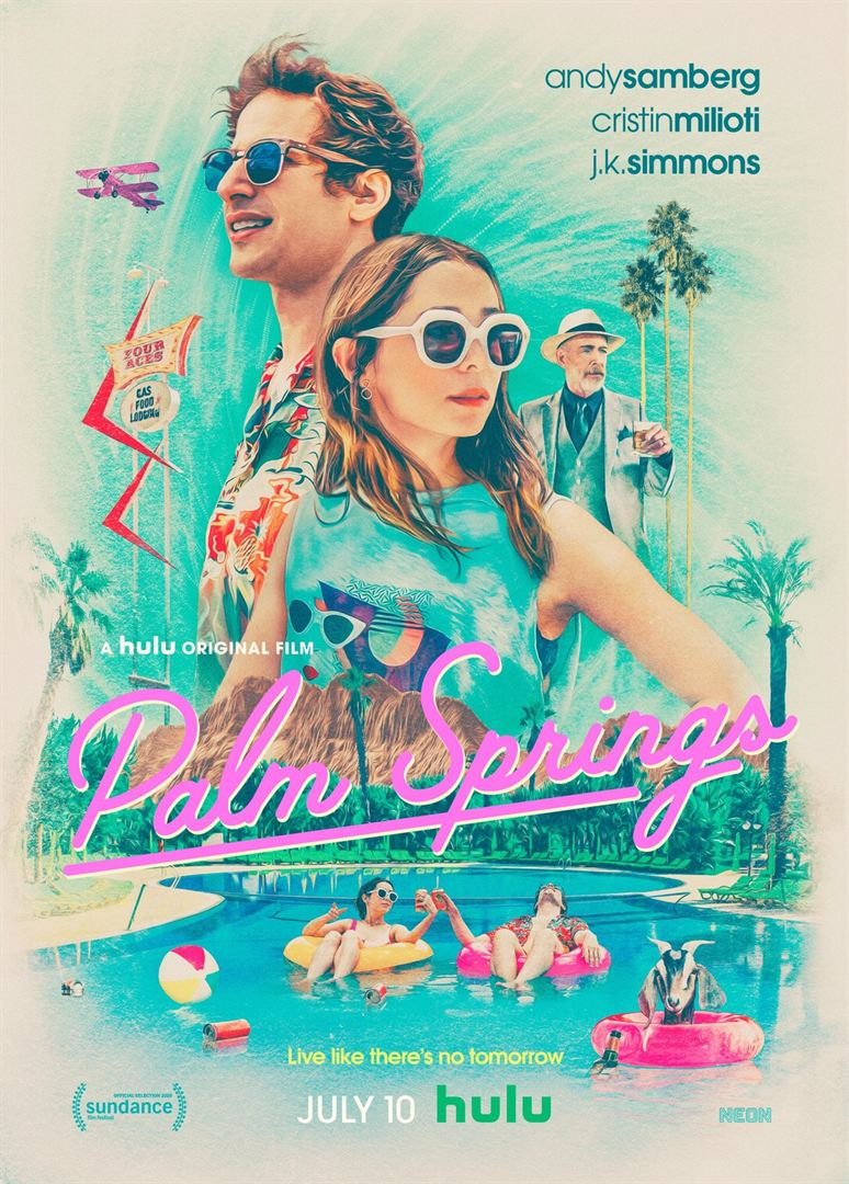 affiche du film Palm Springs