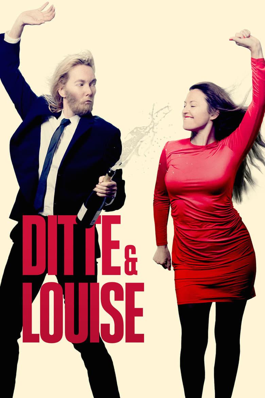 affiche du film Ditte & Louise