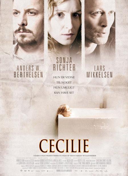 affiche du film Cecilie