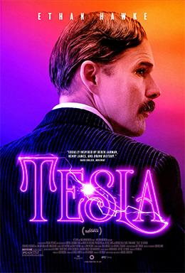affiche du film Tesla