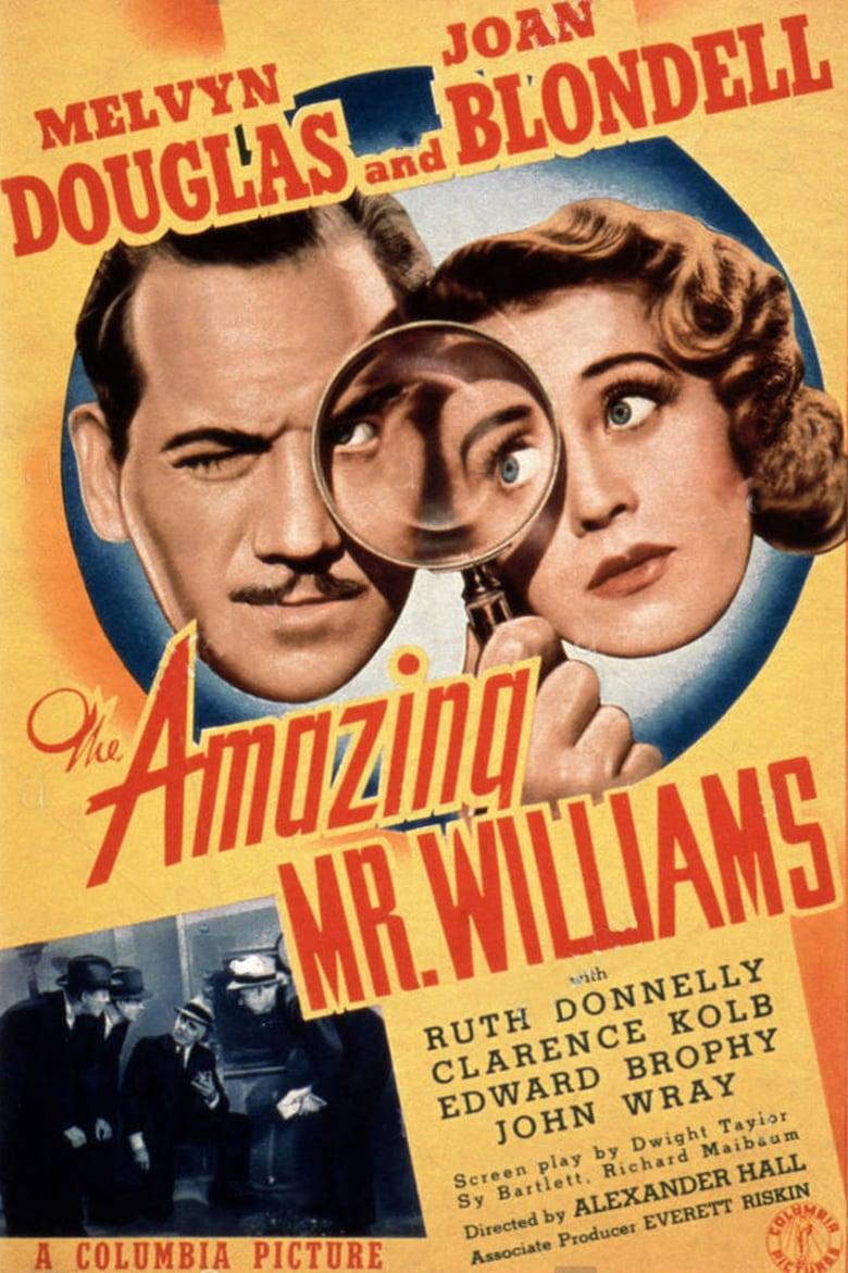 affiche du film L'étonnant Mr Williams