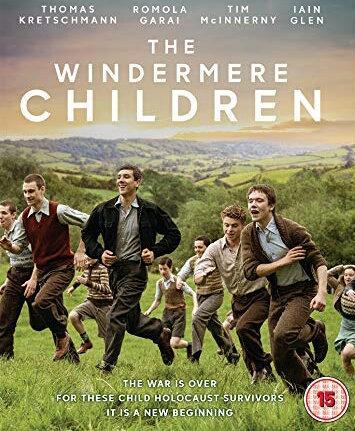 affiche du film Les Enfants de Windermere