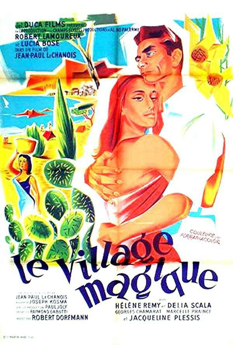 affiche du film Le village magique