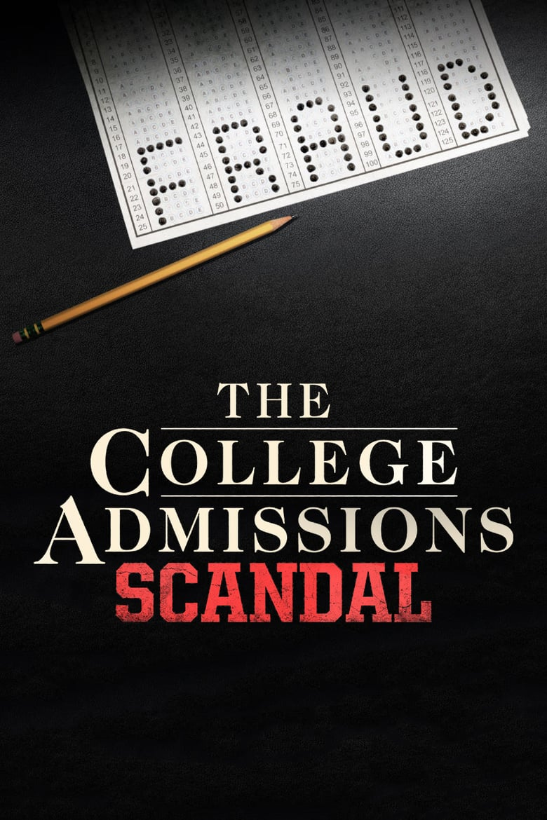 affiche du film The College Admissions Scandal (TV)