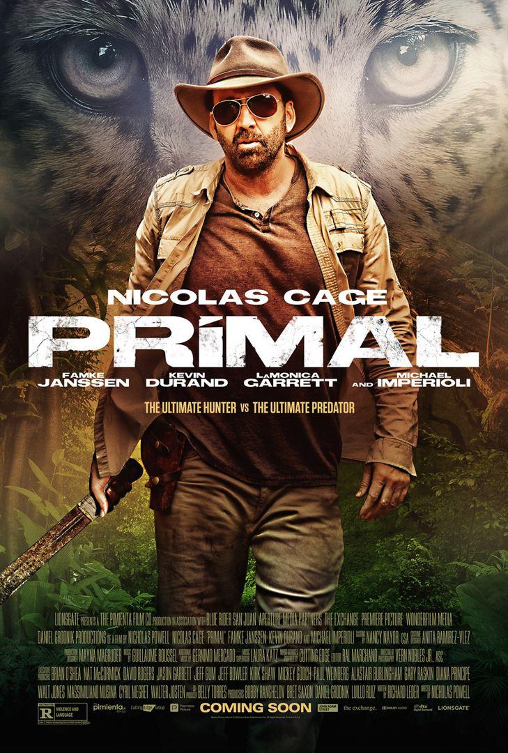 affiche du film Primal