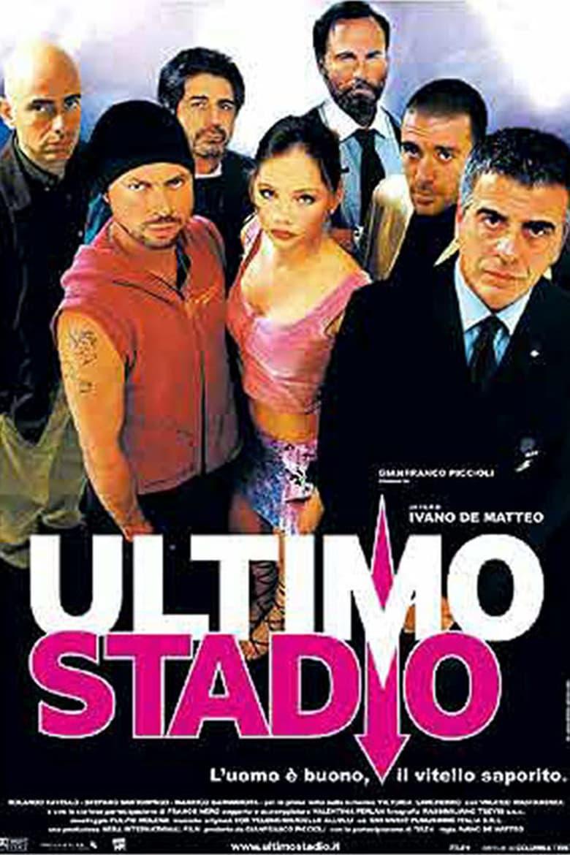 affiche du film Ultimo stadio