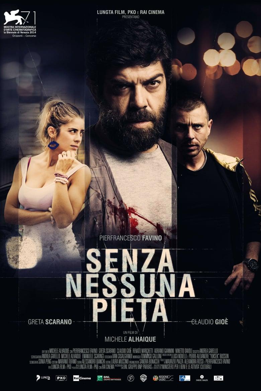 affiche du film Senza nessuna pietà