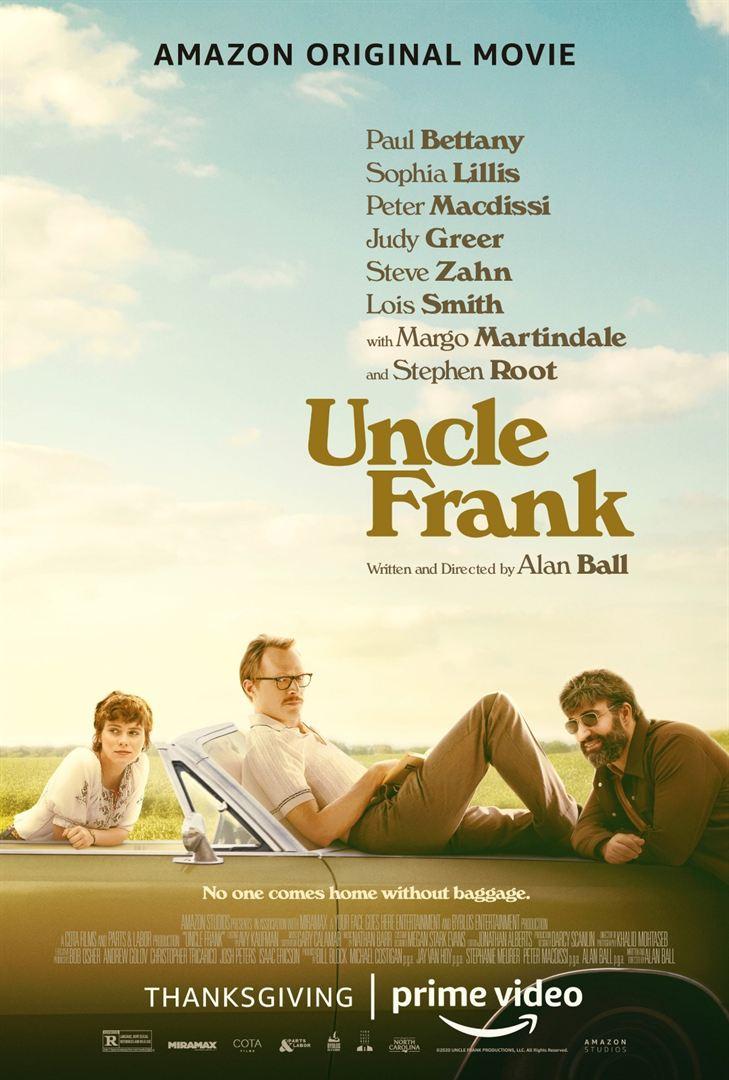 affiche du film Uncle Frank