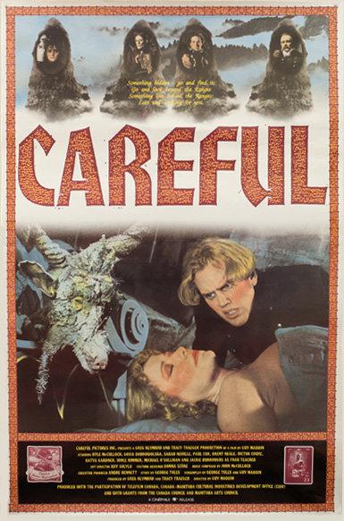 affiche du film Careful