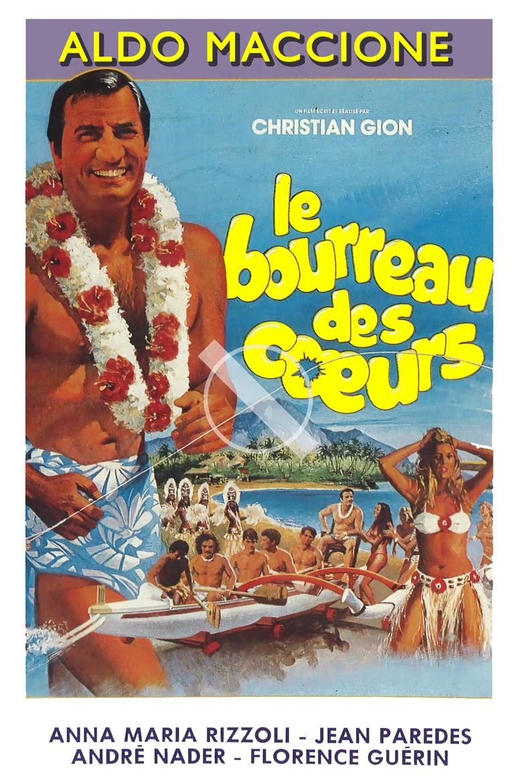 affiche du film Le Bourreau des cœurs