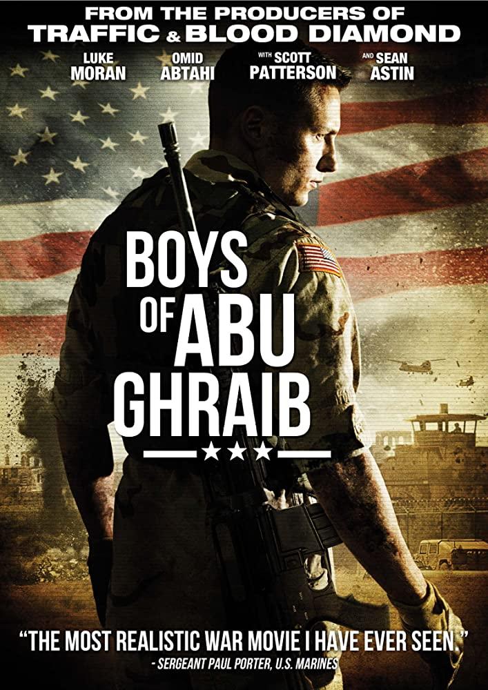 affiche du film Boys of Abu Ghraib