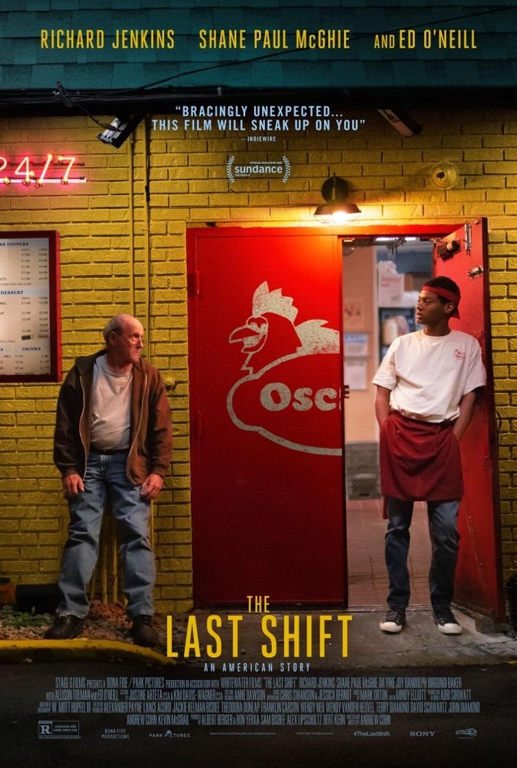 affiche du film The Last Shift