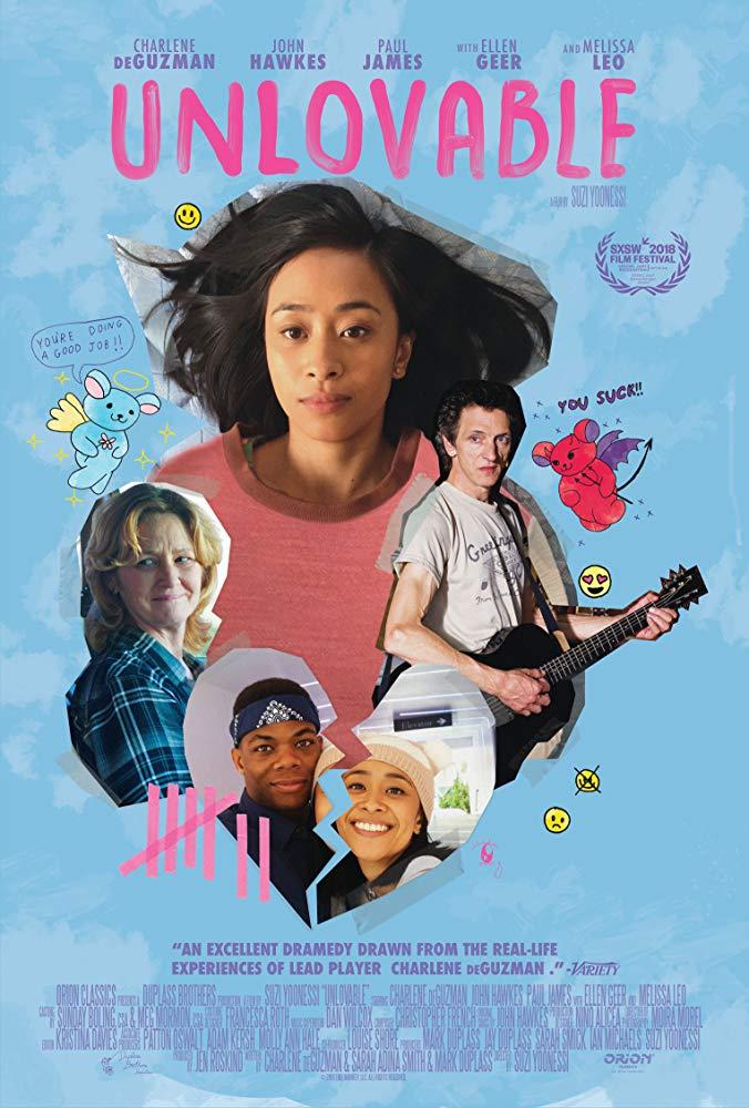 affiche du film Unlovable