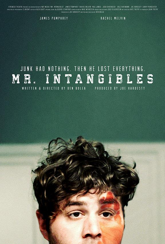 affiche du film Mr. Intangibles