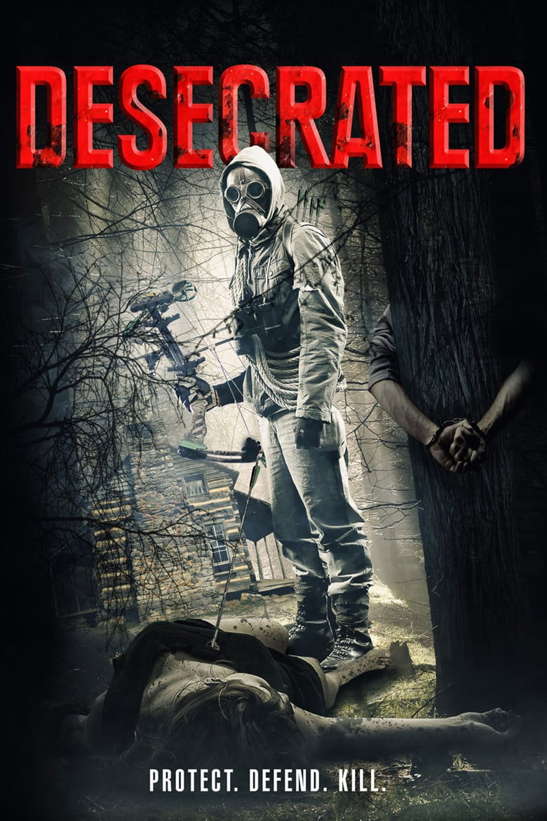 affiche du film Desecrated