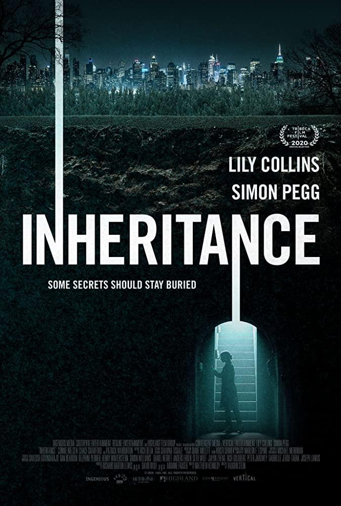 affiche du film Inheritance
