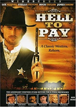 affiche du film Hell to Pay