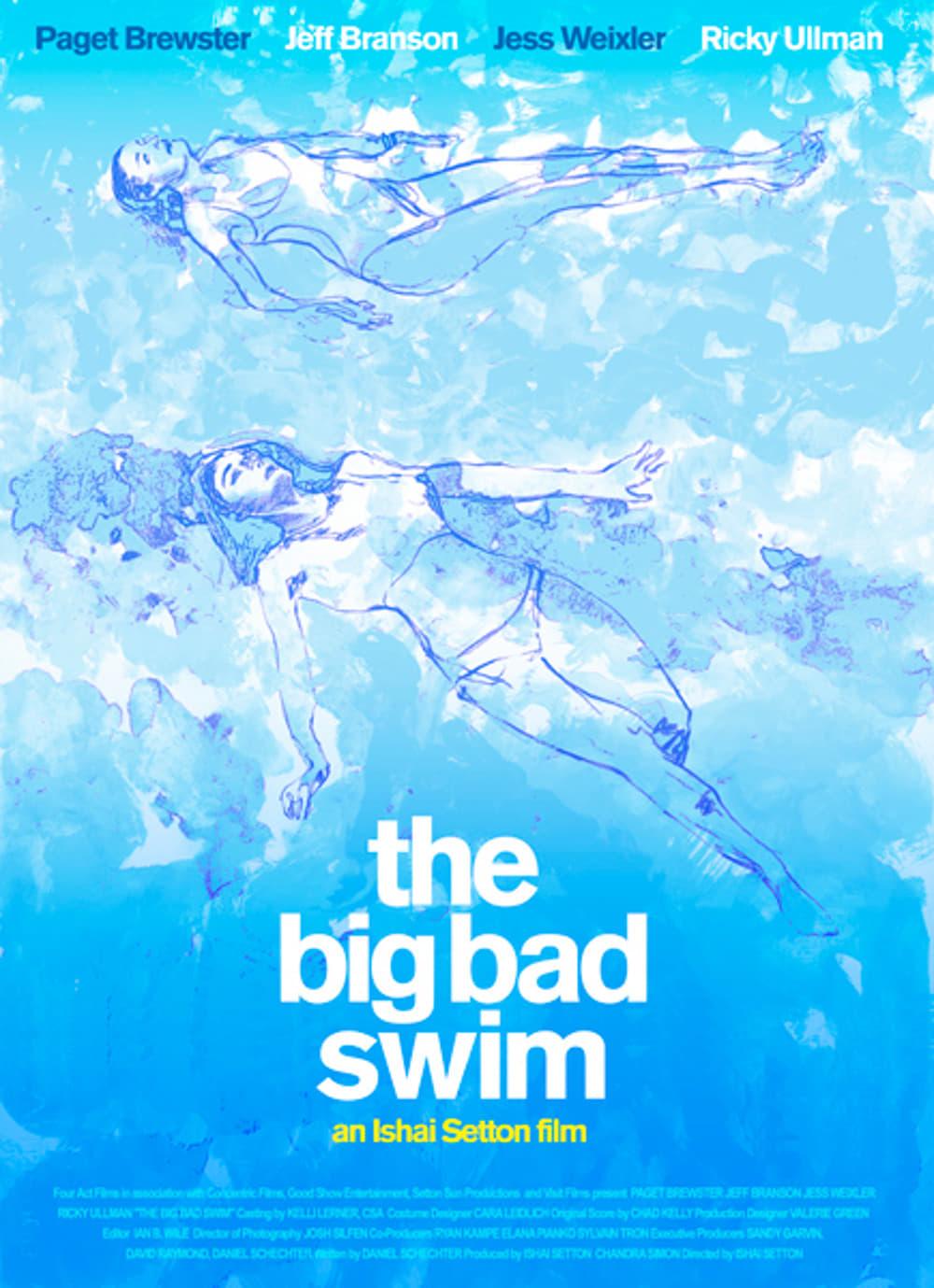 affiche du film The Big Bad Swim