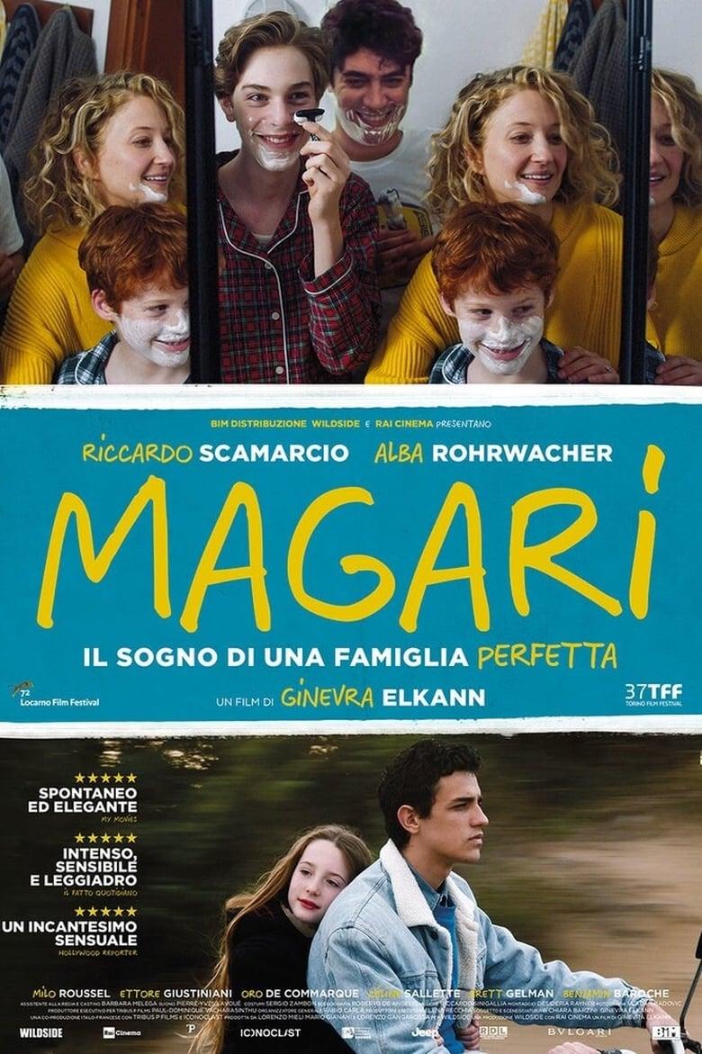 affiche du film Magari