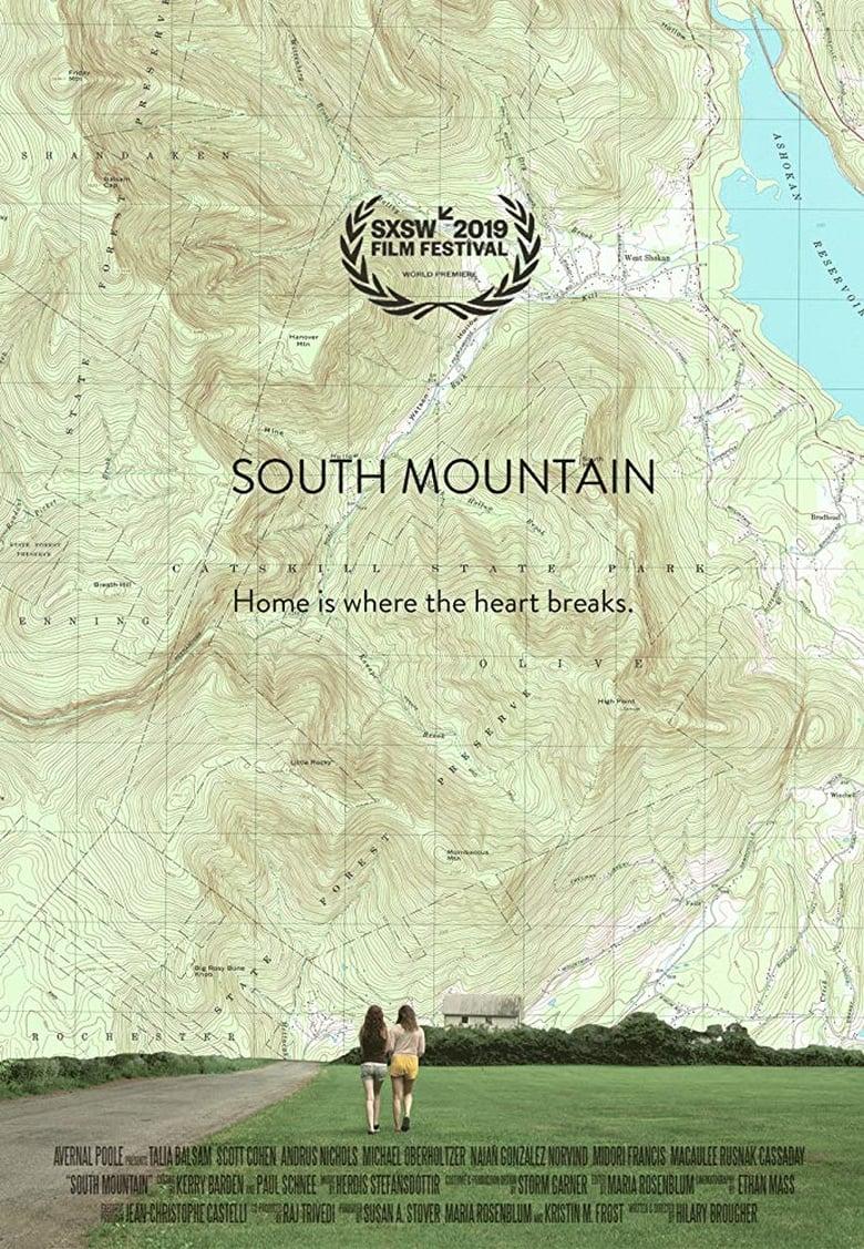 affiche du film South Mountain