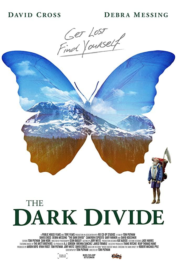 affiche du film The Dark Divide