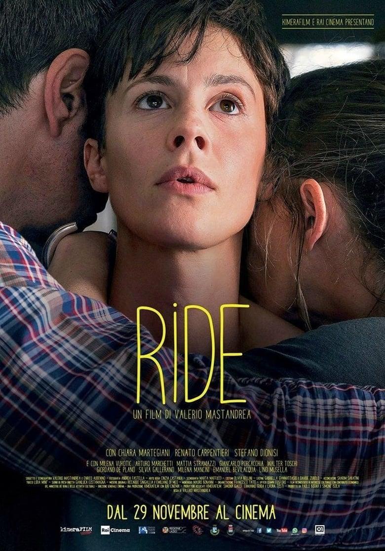 affiche du film Ride