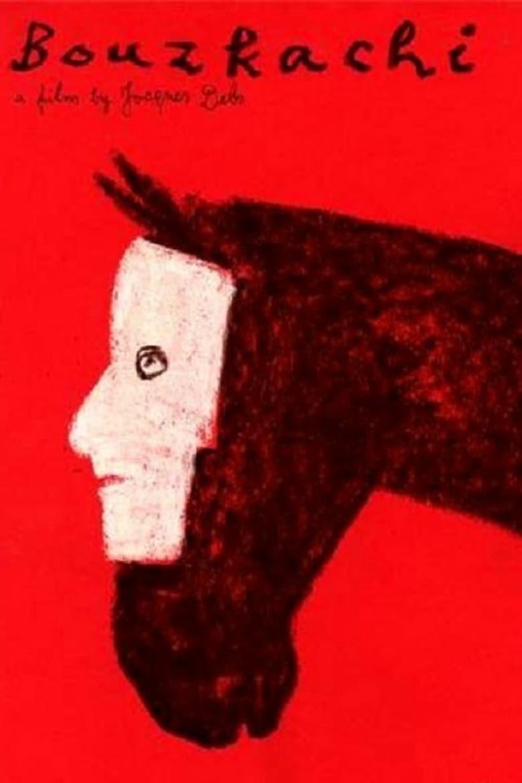 affiche du film Bouzkachi, le chant des steppes