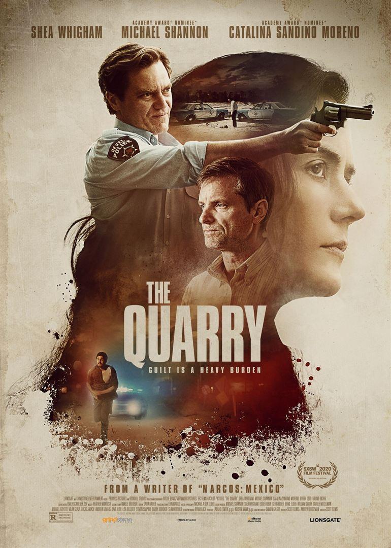 affiche du film The Quarry