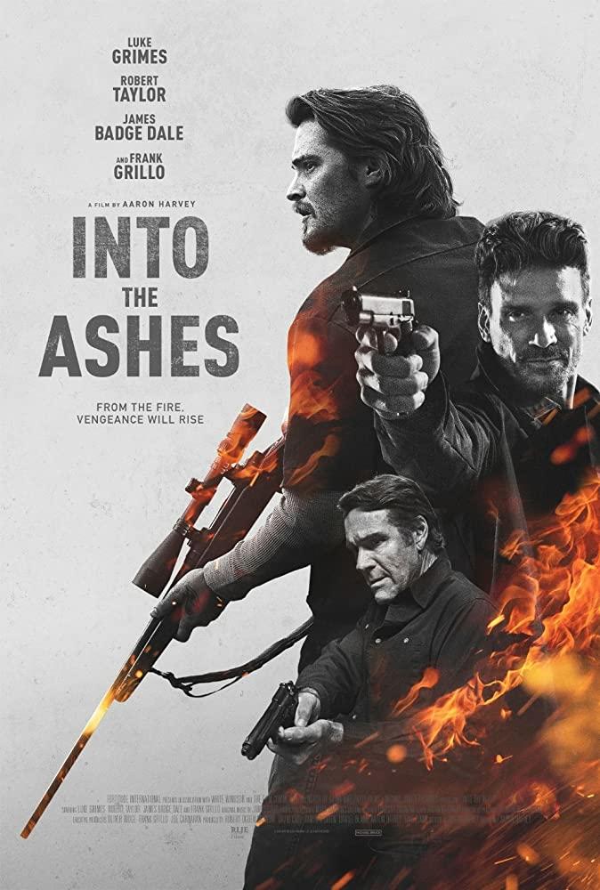 affiche du film Into the Ashes