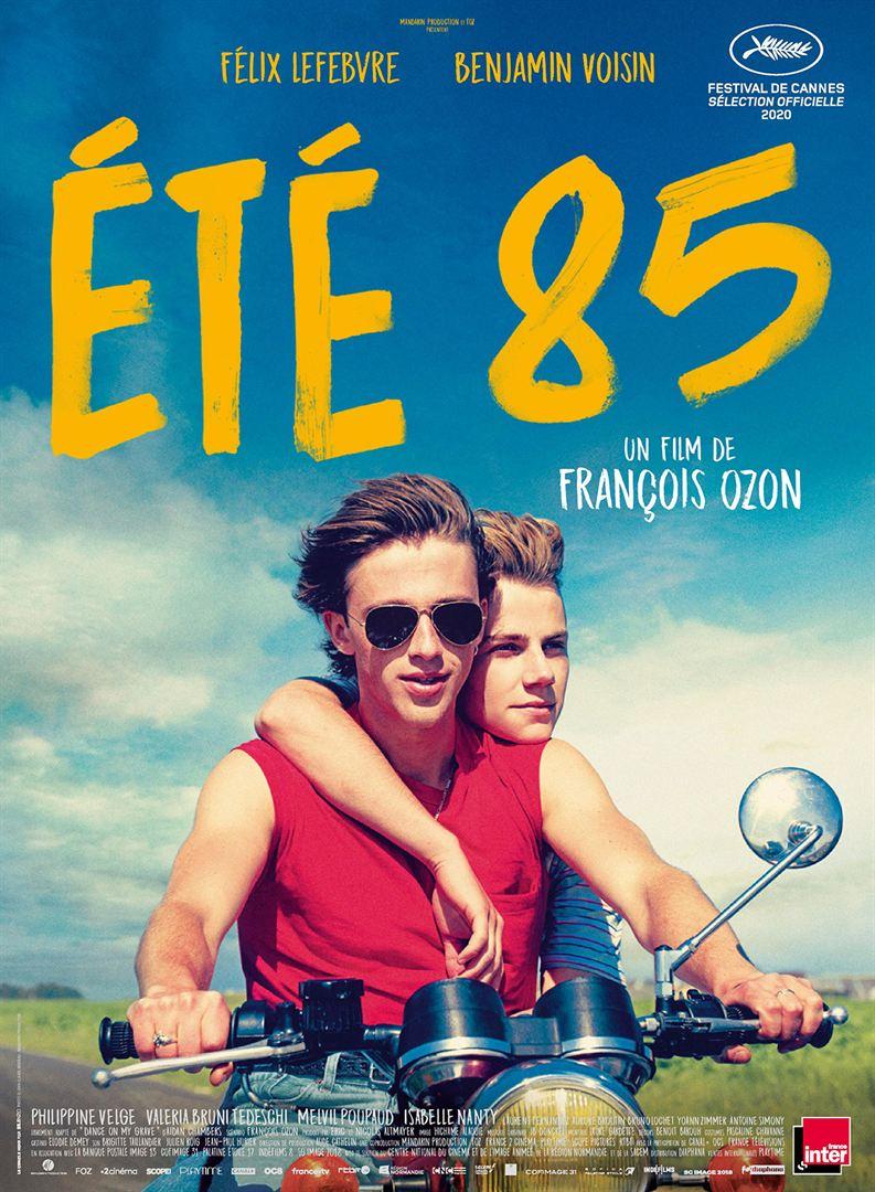 affiche du film Été 85