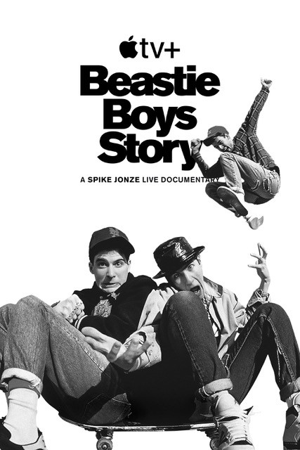 affiche du film Beastie Boys Story