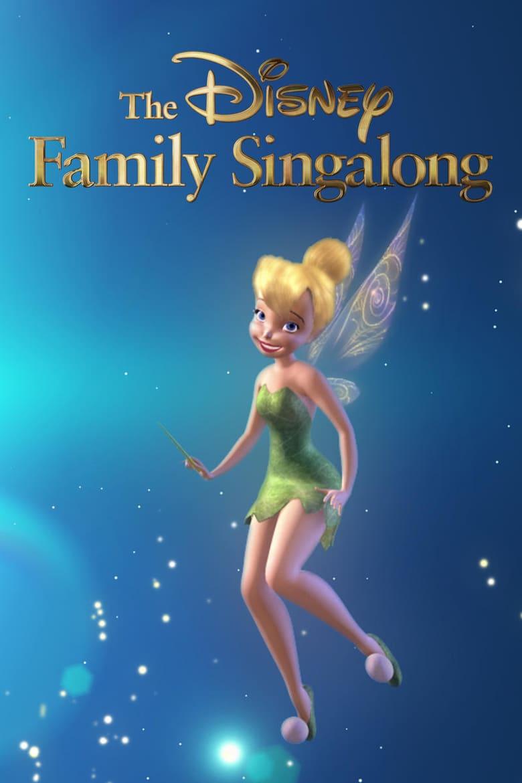 affiche du film The Disney Family Singalong (TV)