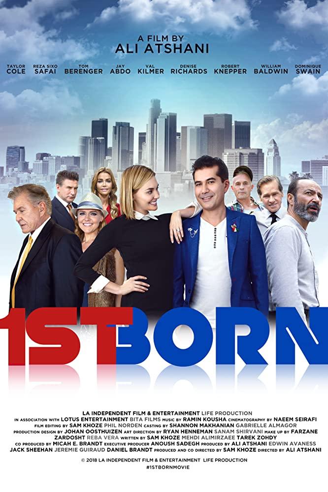 affiche du film 1st Born