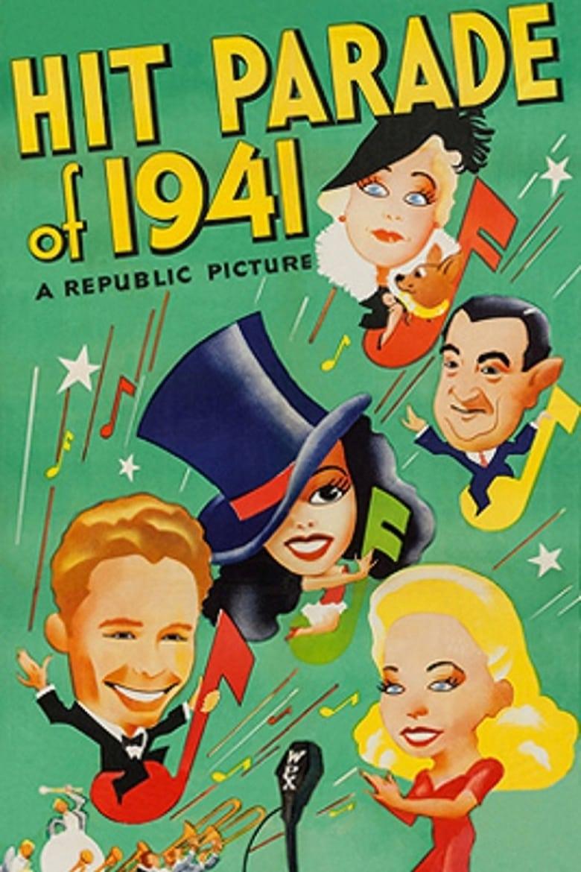 affiche du film Hit Parade of 1941