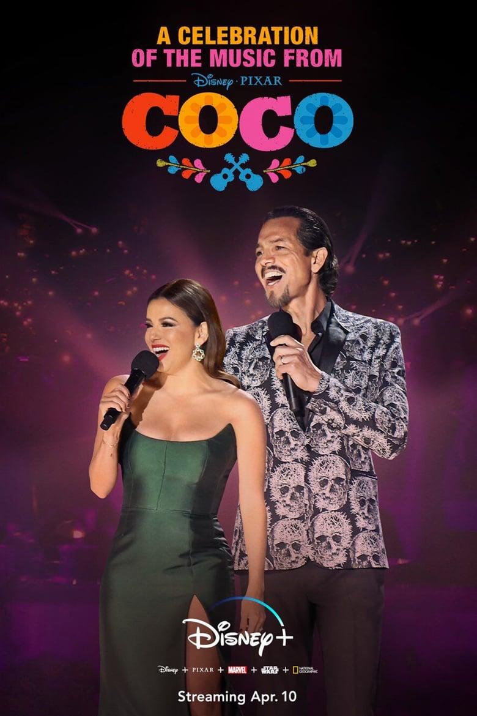 affiche du film Coco : les coulisses de la Musique (TV)