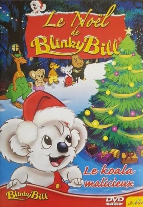 affiche du film Le Noël De Blinky Bills