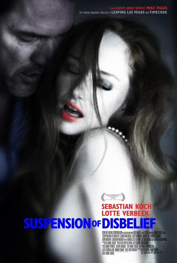 affiche du film Suspension of Disbelief