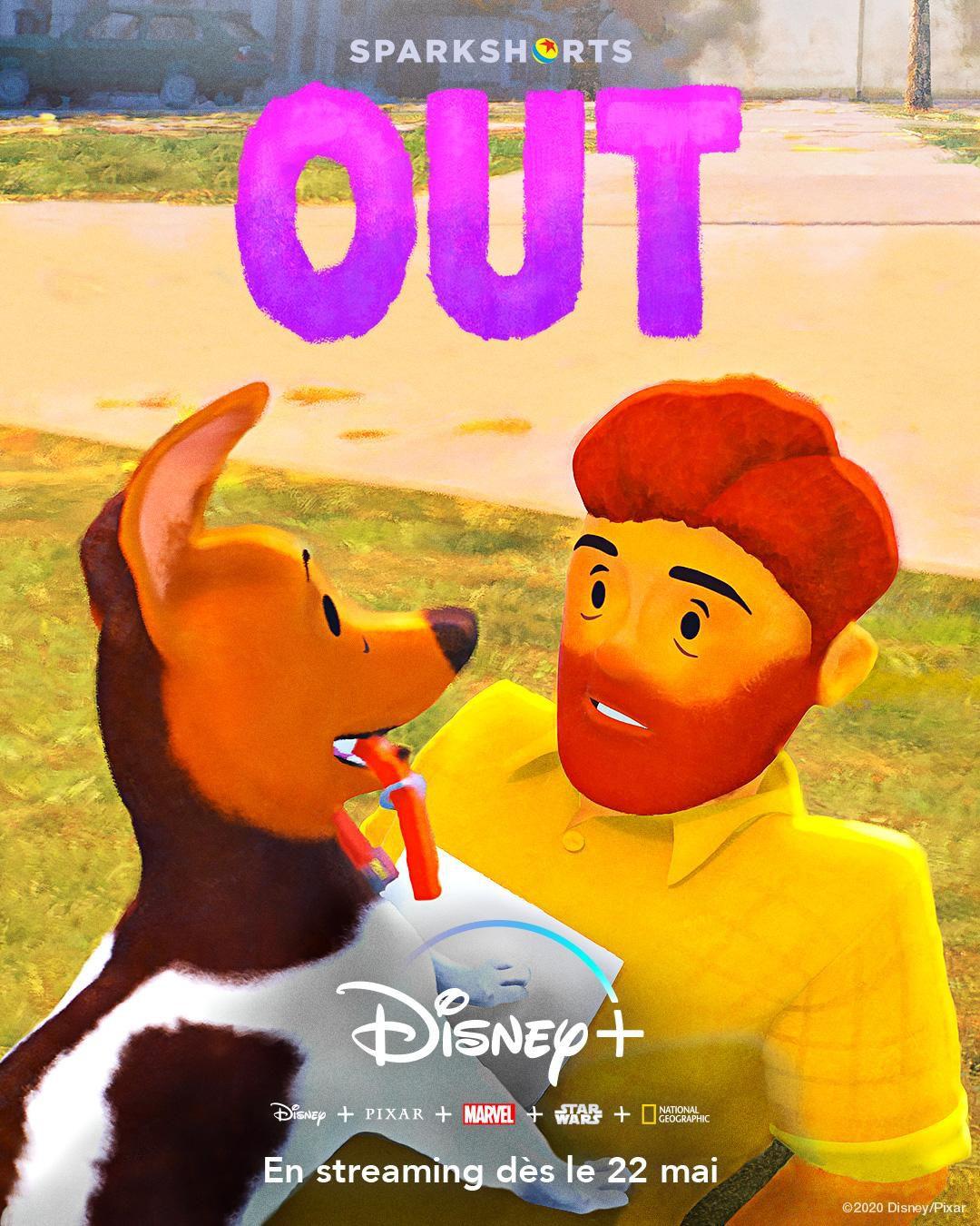 affiche du film Out