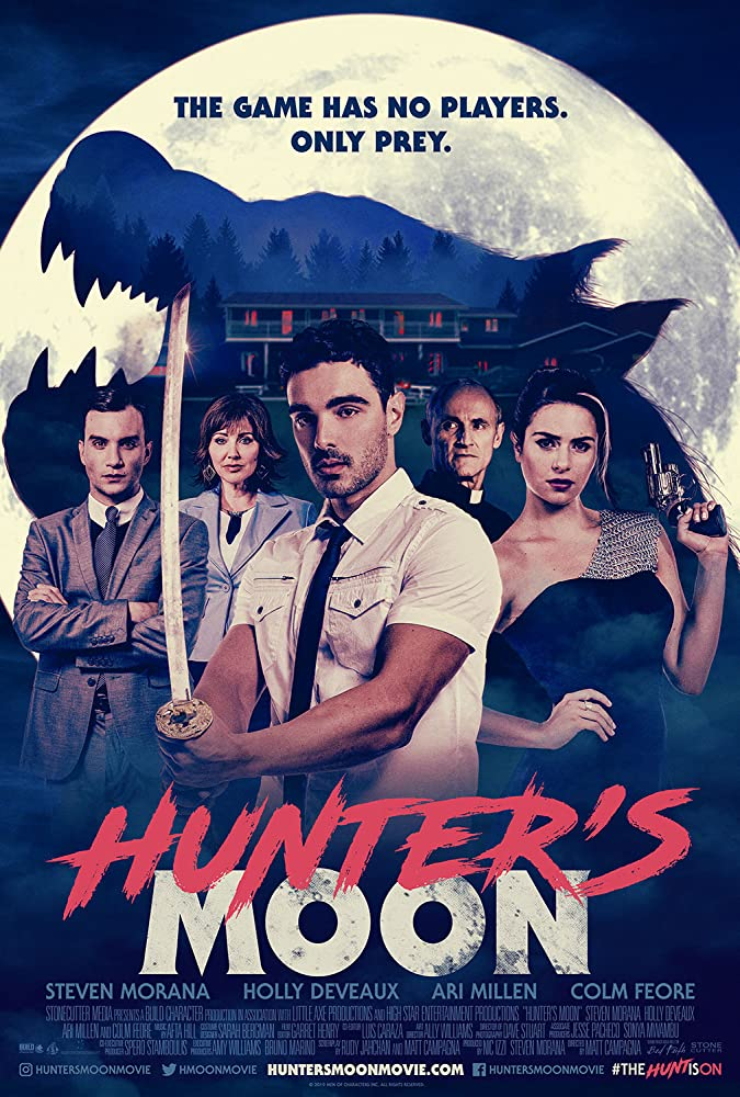 affiche du film Hunter's Moon