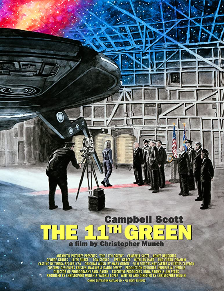 affiche du film The 11th Green