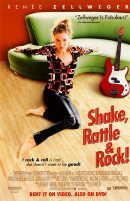 affiche du film Shake, Rattle and Rock ! (TV)